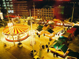 Leeds German Christmas Market