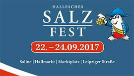 Salzfest in Halle