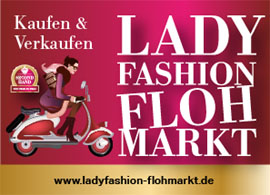 Lady Fashion Flohmarkt in Leipzig
