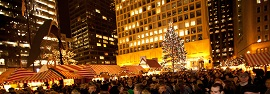 Christkindlmarket Chicago 2017