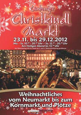 Limburger Christkindlmarkt 2018