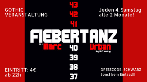 Fiebertanz / DJ MARK URBAN